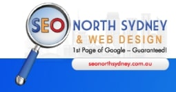SEO NORTH SYDNEY & WEB DESIGN