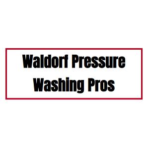 Waldorf Pressure Washing Pros