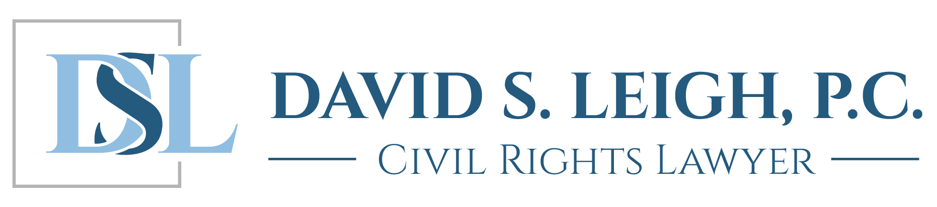 David S. Leigh, Civil Rights Lawyer