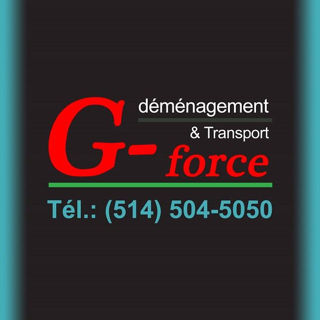 Déménagement & Transport G-Force