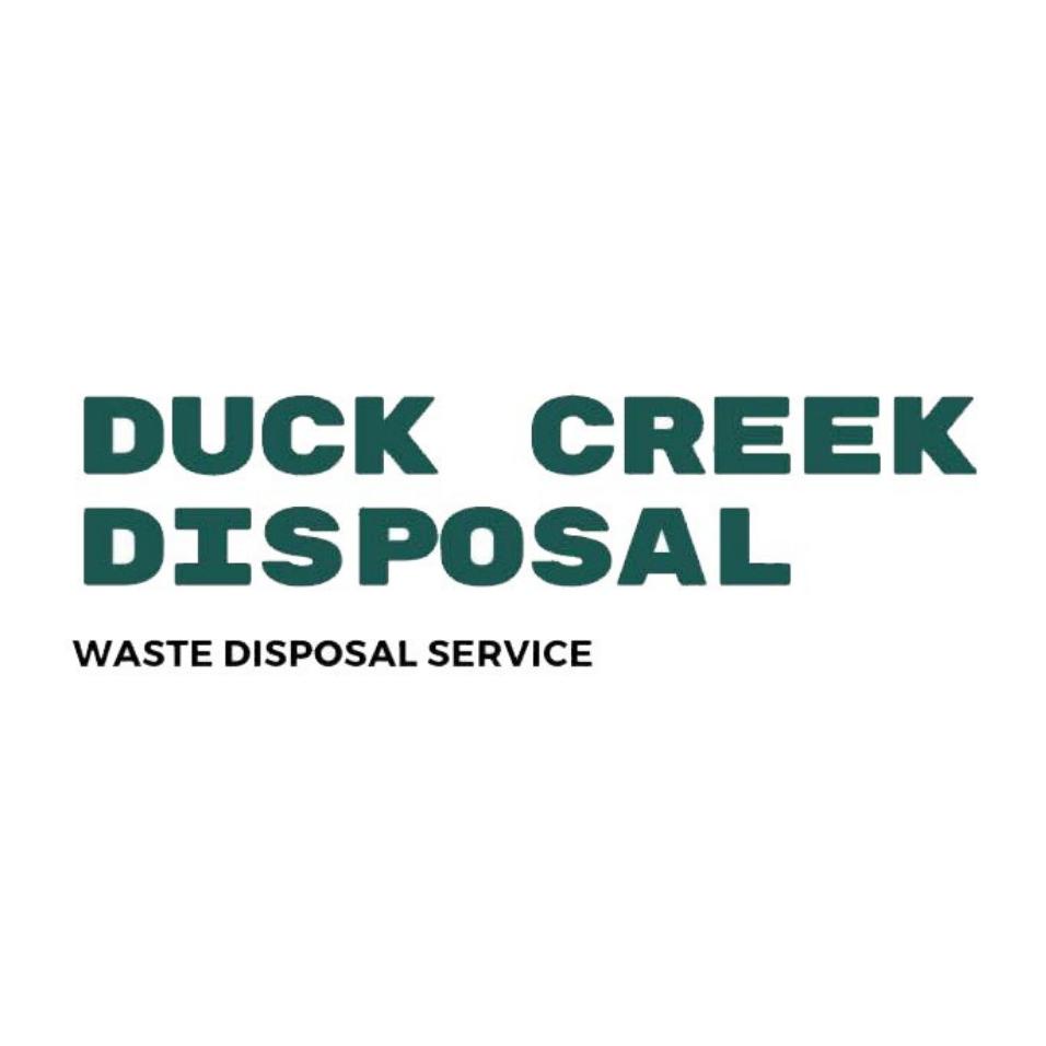 Duck Creek Disposal