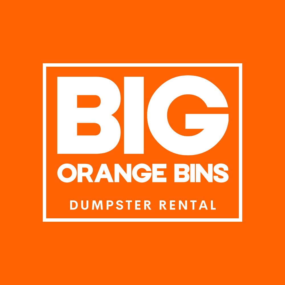 Big Orange Bins - Dumpster Rental