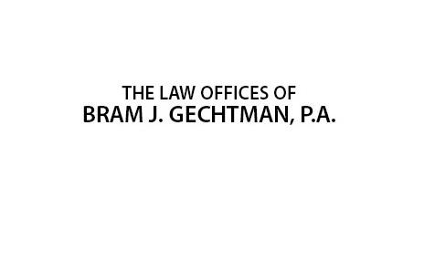 LAW OFFICES OF BRAM J. GECHTMAN P.A.