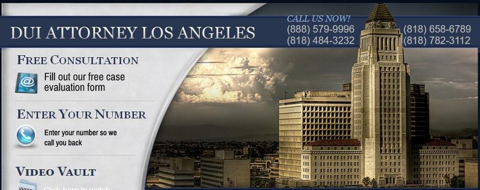 DUI Attorney Los Angeles