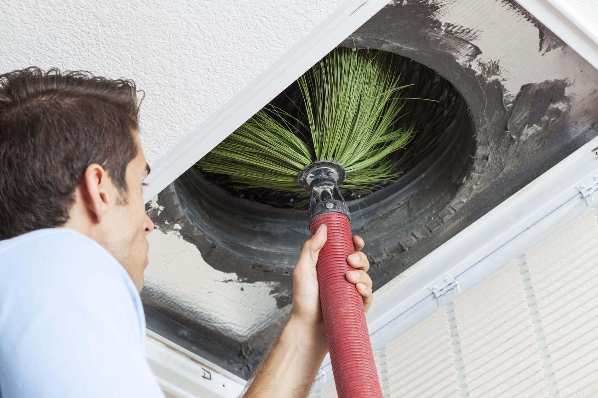 Vicks Air Duct Cleaning Goleta