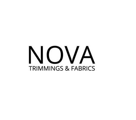 Nova Trimmings and Fabric
