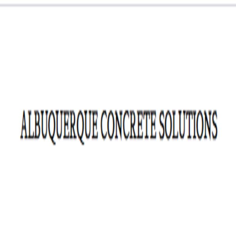 Albuquerque Concrete Solutions