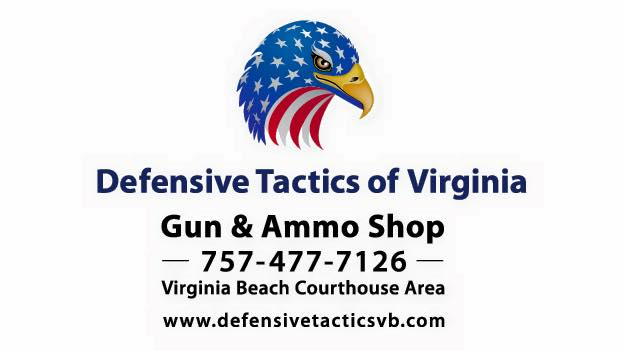 Defensive Tactics of Virginia