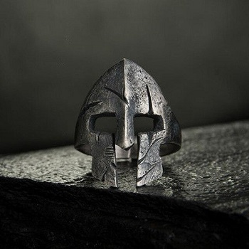 Self Defense Ring - Custom Protection Jewelry