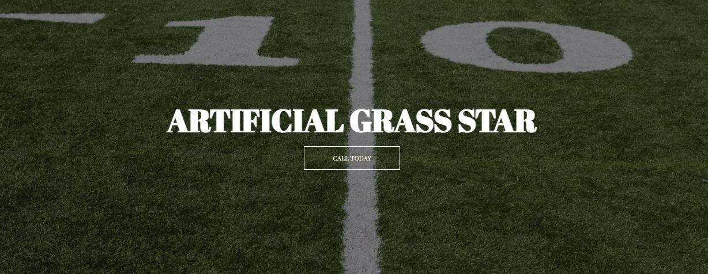 Artificial Grass Star