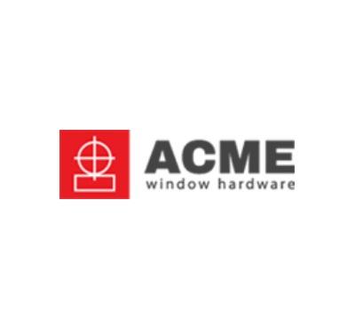 ACME window hardware