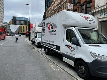 MTC Office Relocations London