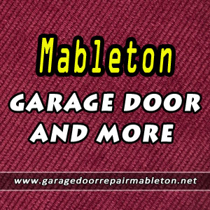 Mableton Garage Door Supplier and More