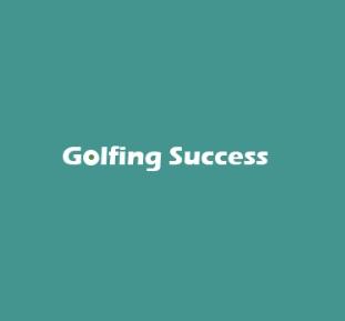 Chris Hsu Golfing