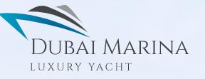 Dubai Marina Luxury Yacht