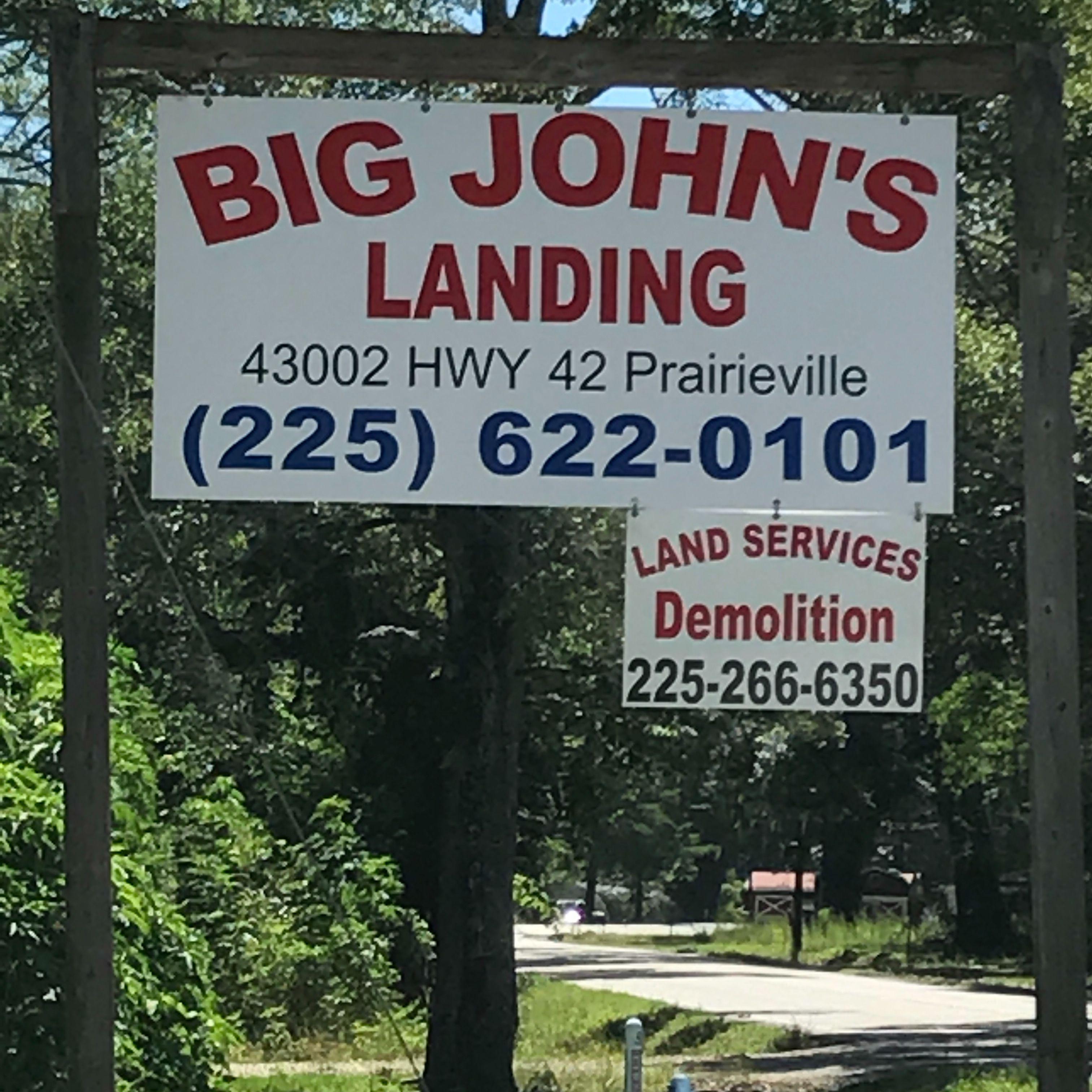 Big John's Landing