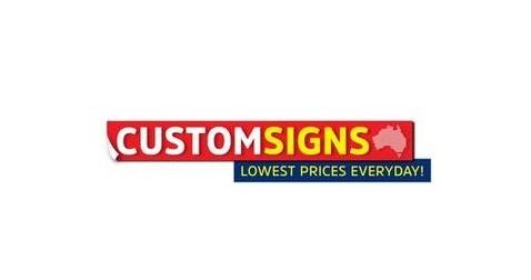 Custom Signs Australia