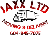 Jaxx Moving & Deliveries Ltd.