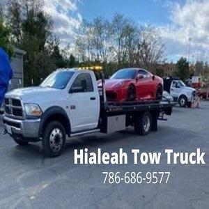 Hialeah Tow Truck