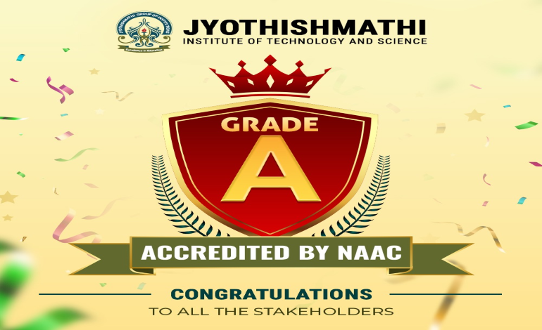 Jyothishmathi Institute of Technologies And Science
