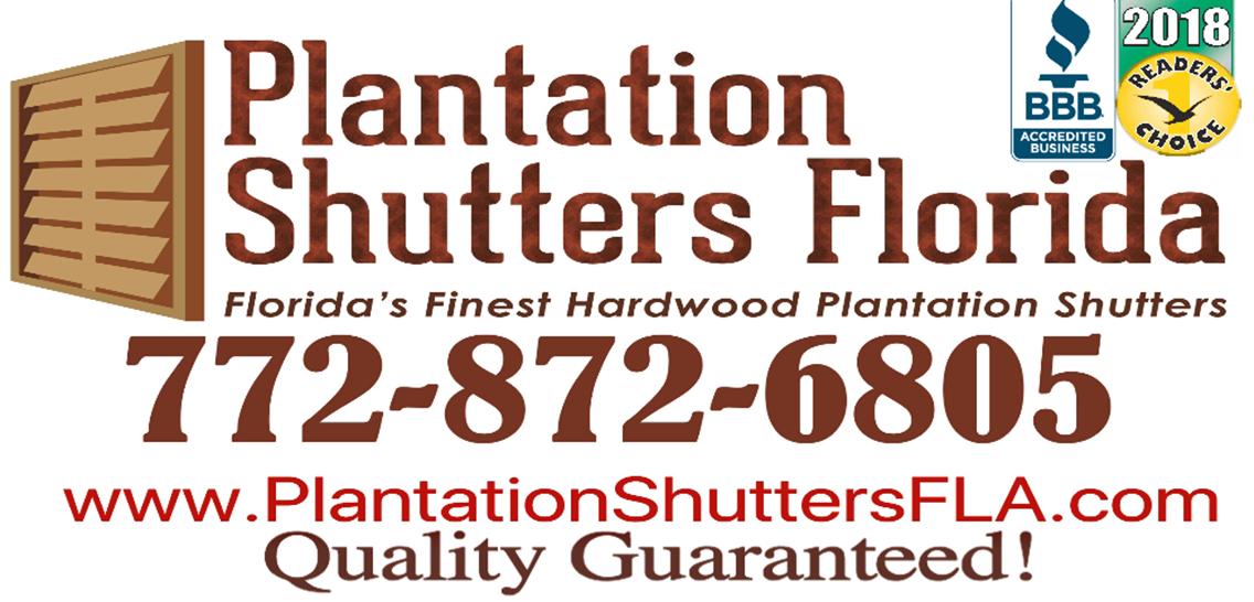 Plantation Shutters Florida, Inc.
