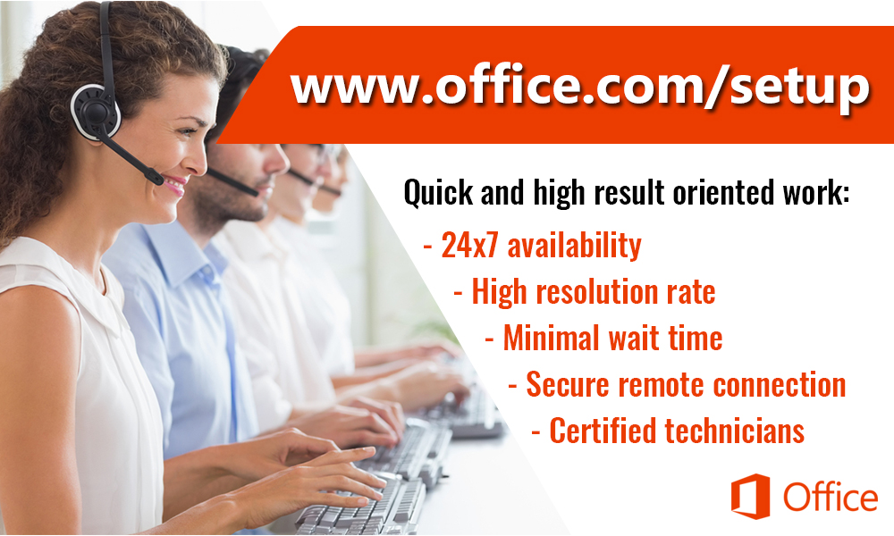 www.office.com/setup - Enter Product Key -  Install MS Office Setup