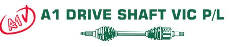 A1 Drive Shafts