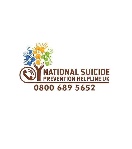 National Suicide Prevention Helpline UK