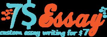 7 Dollar Essay Writing Services