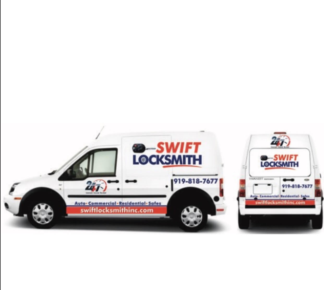 Swift Locksmiths Inc