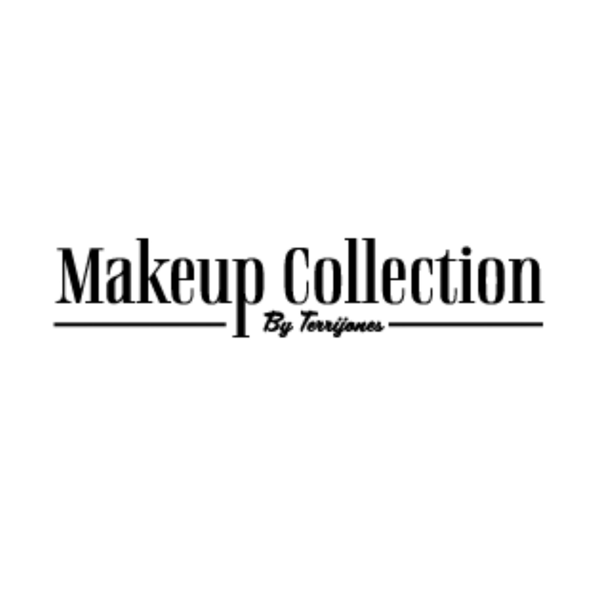 Makeup Collection by Terri Jones