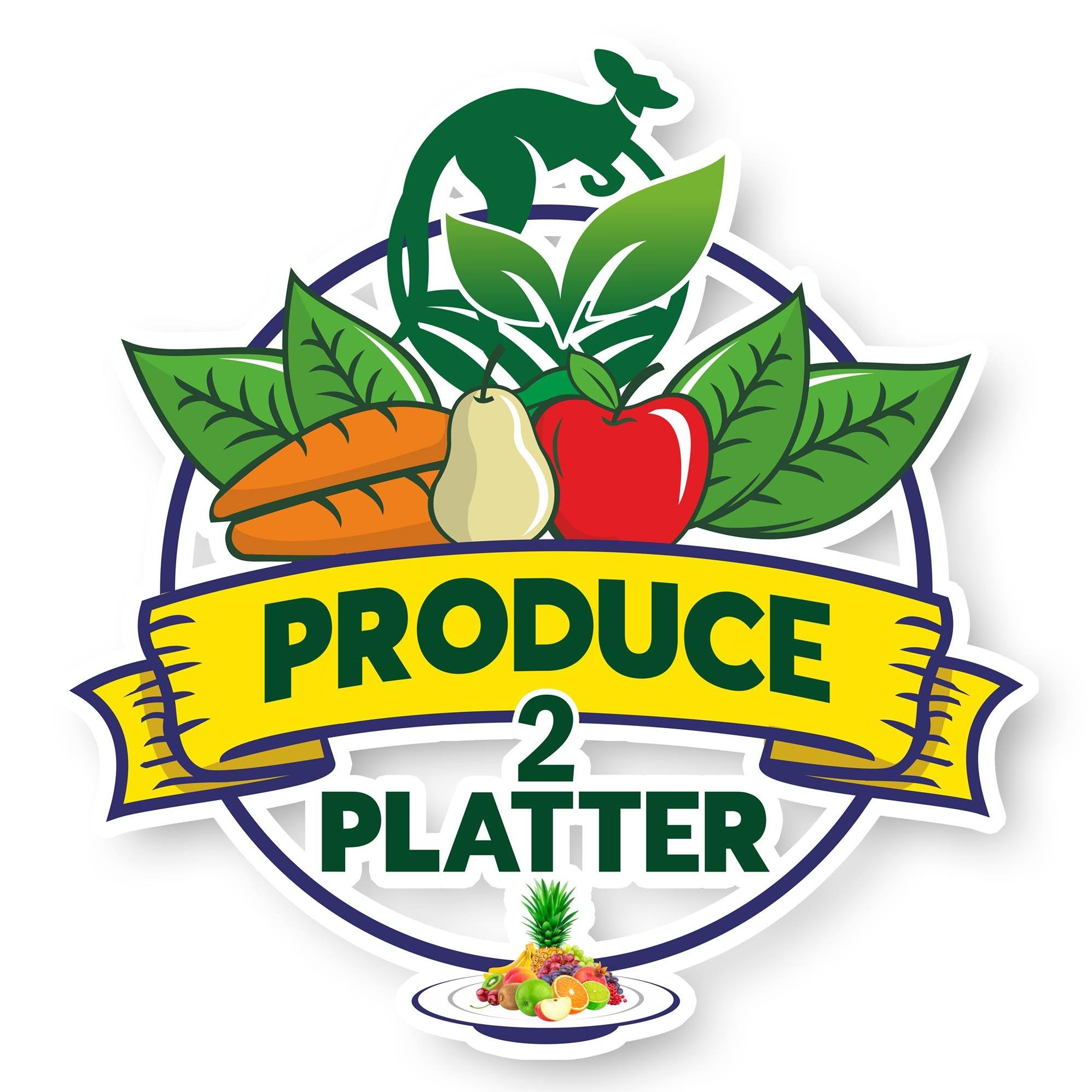 Produce 2 Platter