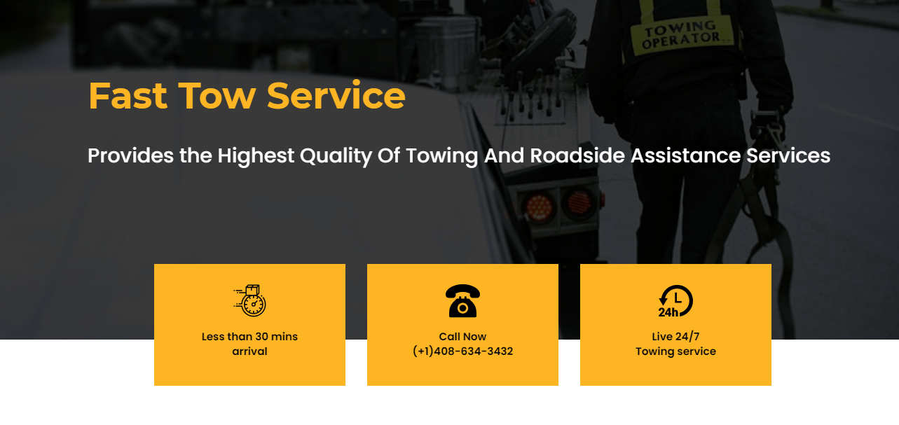 Fast Tow Services