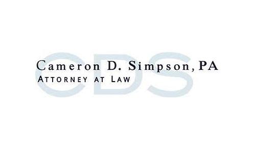 Cameron D Simpson Law Firm