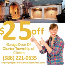 Garage Door of Clinton Charter Township