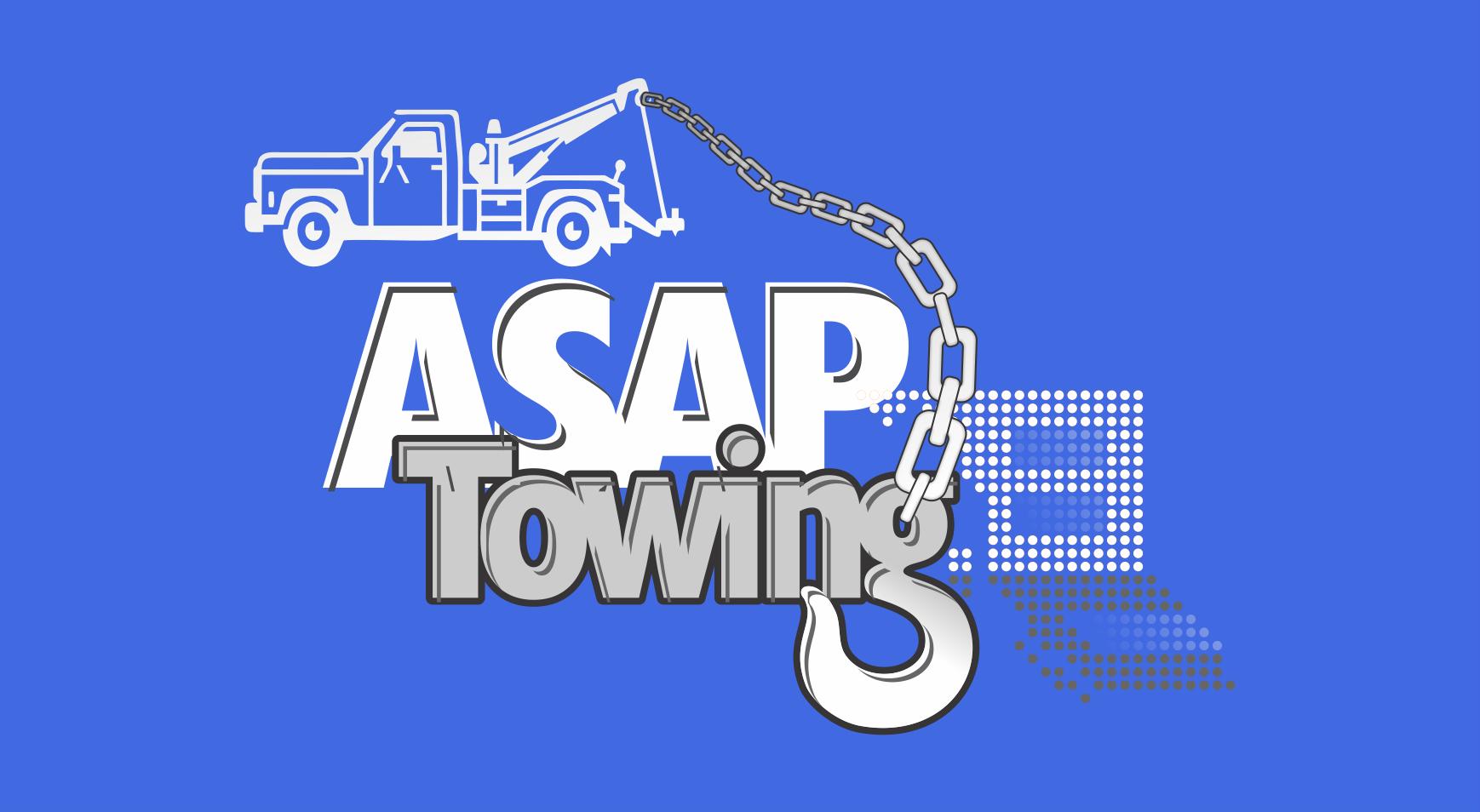 ASAP  Towing Surrey-Tow Truck Surrey  