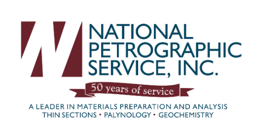 National Petrographic Service. INC