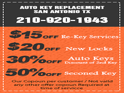 Auto Key Replacement San Antonio
