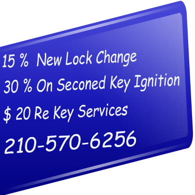 24 Hour Locksmith San Antonio