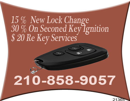 Car Locksmith Key San Antonio