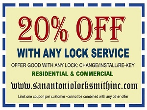Residential Locksmith in San Antonio TX