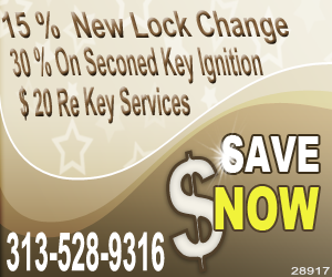 Car Locksmith Detroit