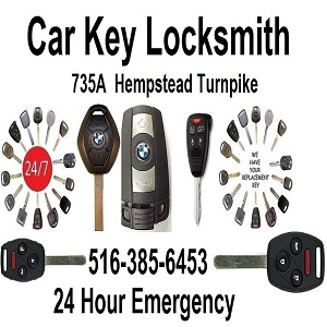 Car Key Locksmith Inc