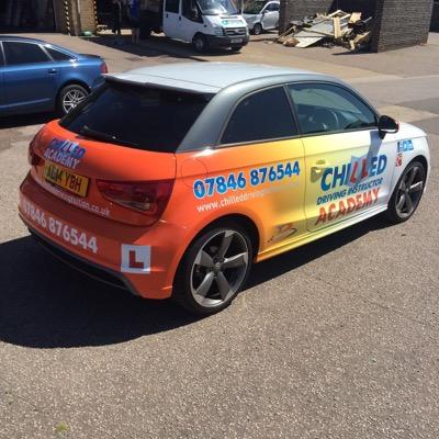 Chilled Driving Tuition Ltd