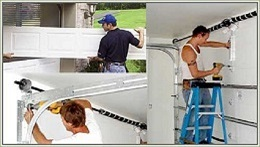 Alpharetta Garage Door Repair Team