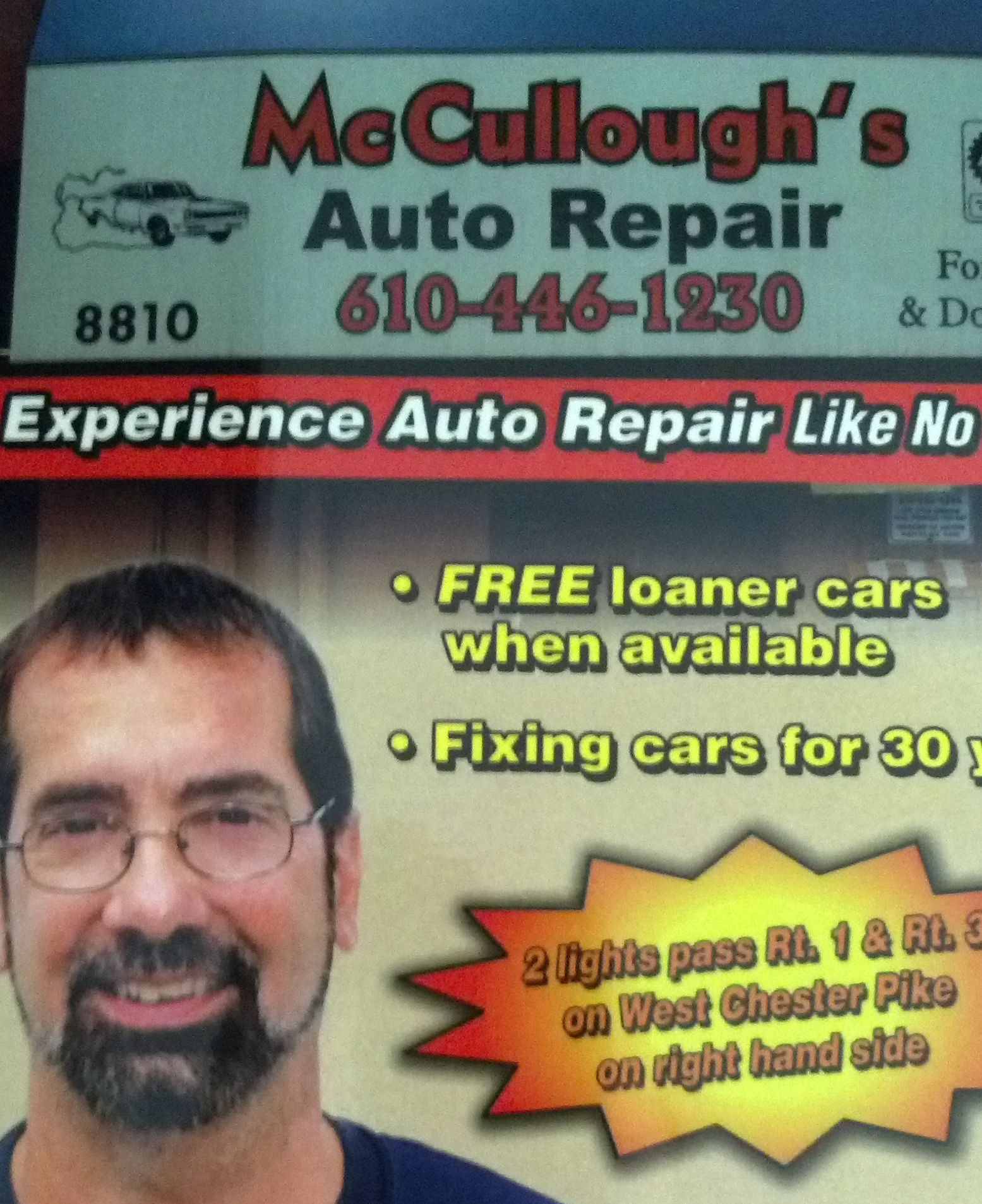 McCullough's Auto Repair