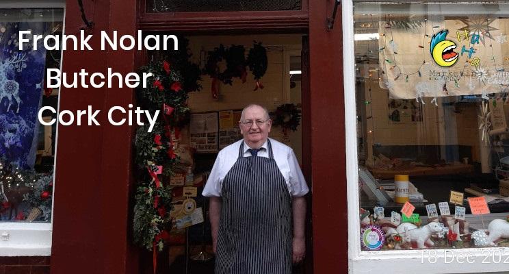 Frank Nolan Butcher