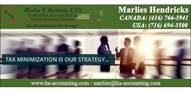 Marlies Y Hendricks, CPA