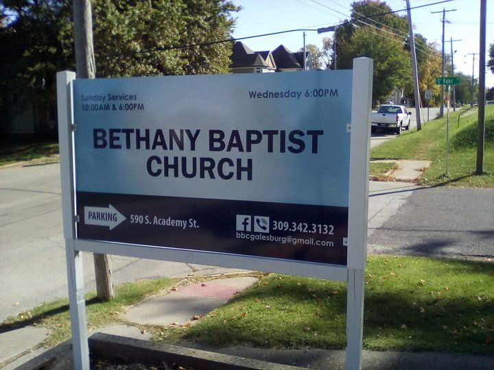 Bethany Baptist Church