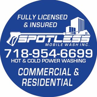 Spotless Mobile Wash Inc -  Brooklyn Pressure Washer